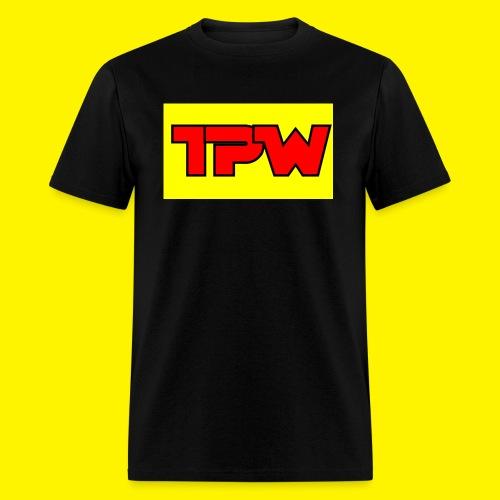 Total Promo Wrestling - Men's T-Shirt