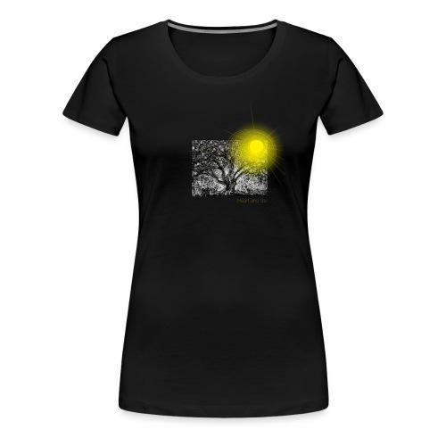Awareness Forest Sun - Women -Organic Cotton  - Women's Premium T-Shirt