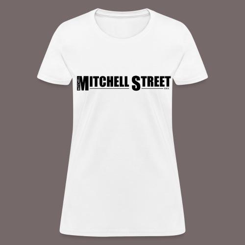 Mitchell Stree - Women's White Tee - Women's T-Shirt