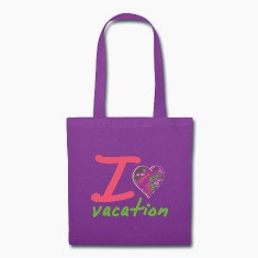 Love vacation Bags & backpacks