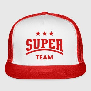 Super Team Caps - Trucker Cap