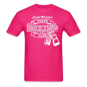 bright indiana youth boxing club - Men's T-Shirt