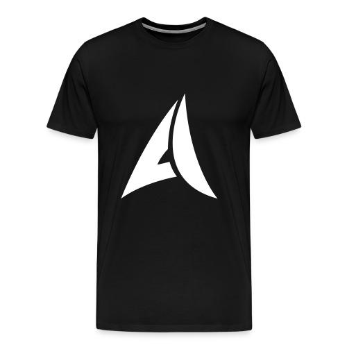 Black Aero Tee - Men's Premium T-Shirt