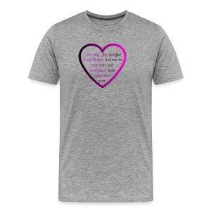 Love your Haters - Men's Premium T-Shirt