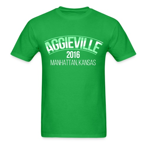 Aggieville Men's Tee - Men's T-Shirt