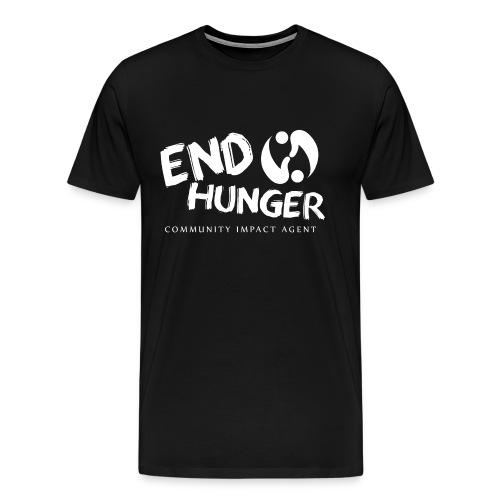 End Hunger  - Men's Premium T-Shirt