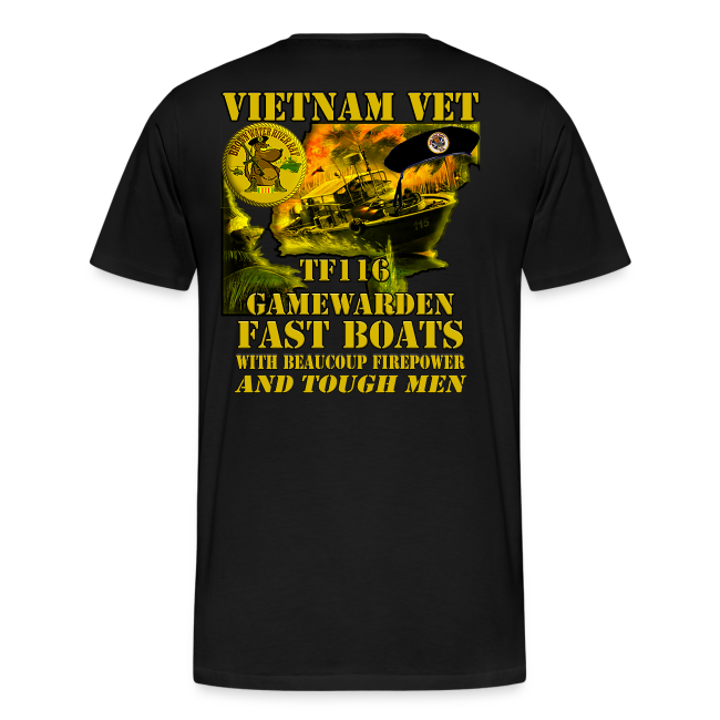 Freedom Isnt Free T Shirts And Sweatshirts U S Navy Vietnam Tf116