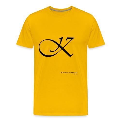 GENTLEMEN'S Knewtopia 201 - Men's Premium T-Shirt