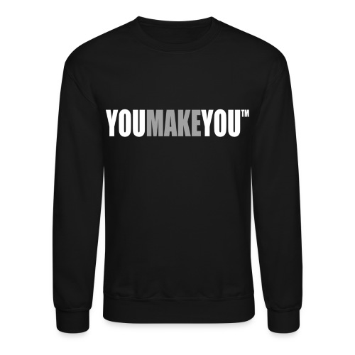 Black Crew Neck - Crewneck Sweatshirt
