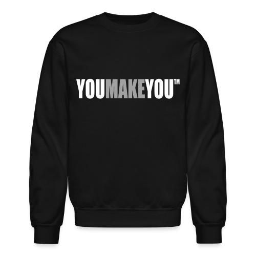 Black Crew Neck - Crewneck Sweatshirt