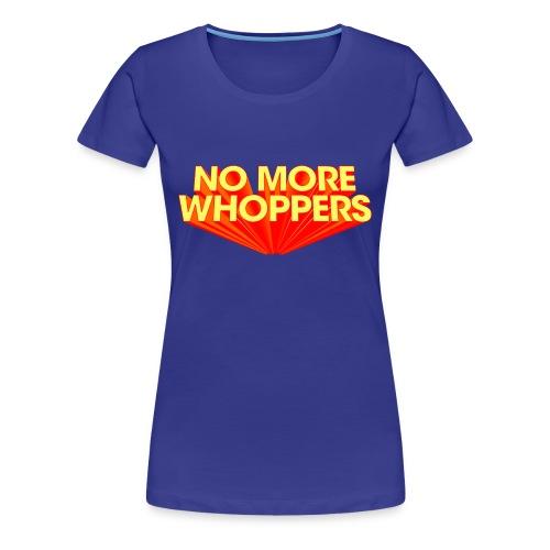 NMW Logo Tee (F) - Women's Premium T-Shirt