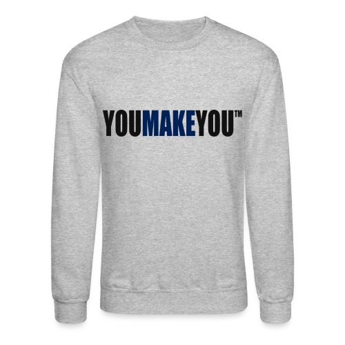 Grey Crew Neck - Crewneck Sweatshirt