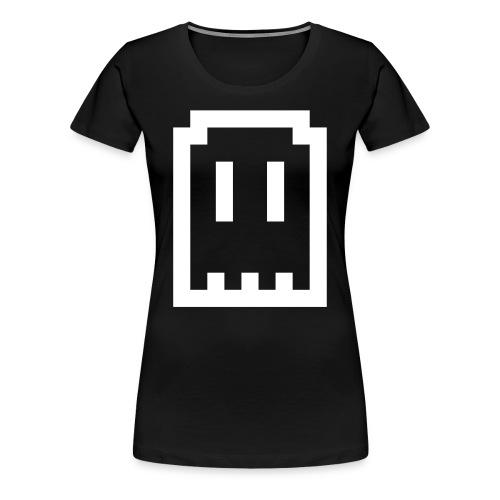 Ghost Logo Tee - Womens - Women's Premium T-Shirt