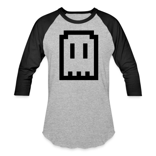 Ghost Logo Baseball Tee - Mens - Baseball T-Shirt