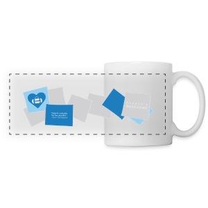 Hope Quote Panoramic Mug - Panoramic Mug