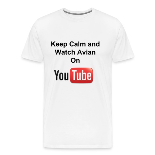 Avian official T-Shirt - Men's Premium T-Shirt