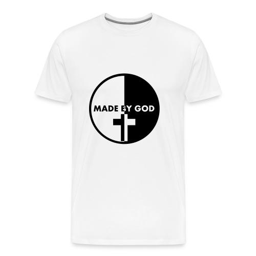 Made By God Tee - Men's Premium T-Shirt