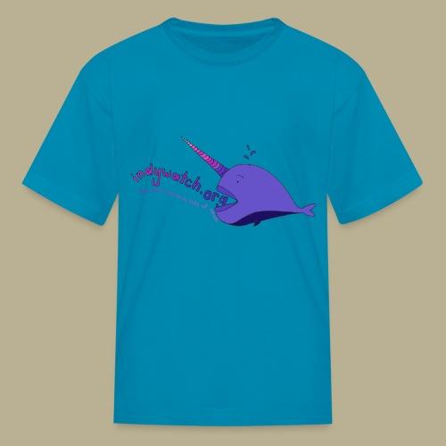 Kids Narwhal Tee - Kids' T-Shirt