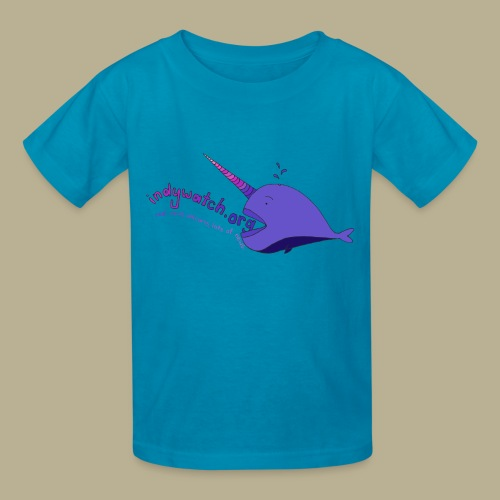 Kids Narwhal Tee - Kids' T-Shirt