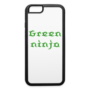Green ninja Army - iPhone 6/6s Rubber Case