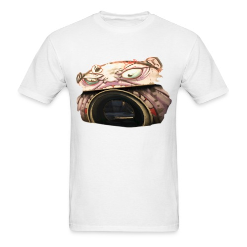 OVERPASS MONSTER CS:GO T-SHIRT MEN - Men's T-Shirt