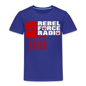 Toddler's RFR T-Shirt - Toddler Premium T-Shirt