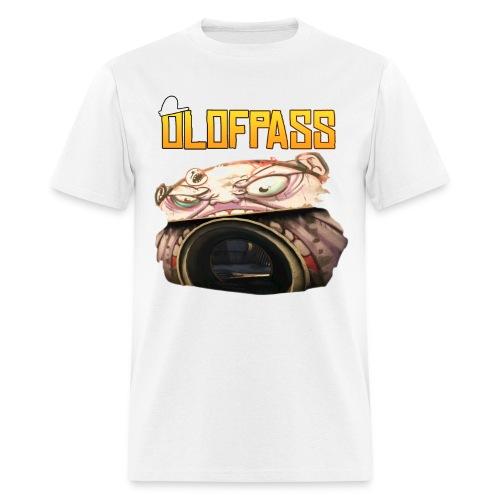 OLOFPASS + MONSTER CS:GO T-SHIRT MEN - Men's T-Shirt