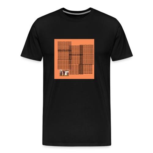 Ultralight Beam T-Shirt - Men's Premium T-Shirt