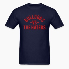 Bulldogs vs. The Haters T-Shirts