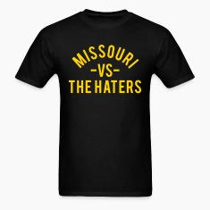 Missouri vs. The Haters T-Shirts