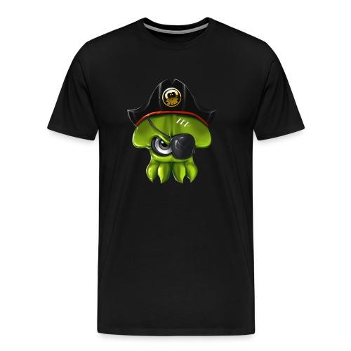 Bare Kraken Limited Edition Tee - Men - Men's Premium T-Shirt