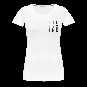 Womens Everyday Cubed Tee - White - Women's Premium T-Shirt