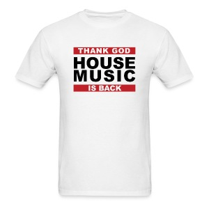 T-Shirt Men White - standard - Men's T-Shirt