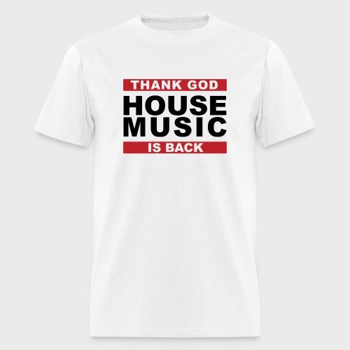 T-Shirt Men White - standard - Men's T-Shirt