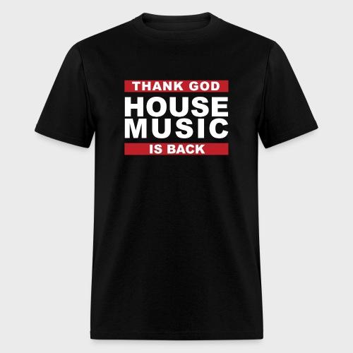 T-Shirt Men Black - standard - Men's T-Shirt