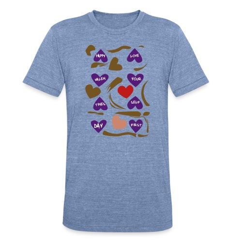 Jensen's Valentine - Unisex Tri-Blend T-Shirt