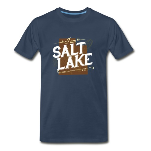 I am Salt Lake T-Shirt - Men's Premium T-Shirt