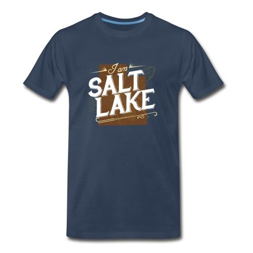 I am Salt Lake T-Shirt - Men's Premium T-Shirt