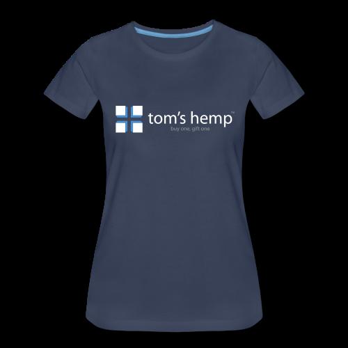 Women's Logo T - Women's Premium T-Shirt