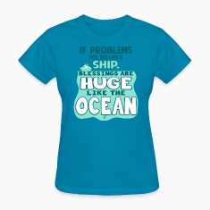 Problems & Blessings - Women T-shirt
