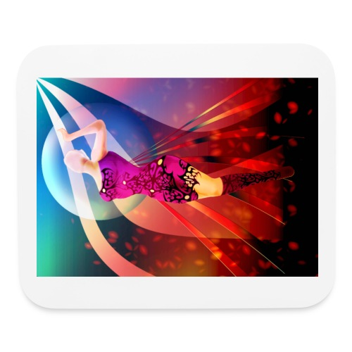 The Dreamer -mpusepad - Mouse pad Horizontal
