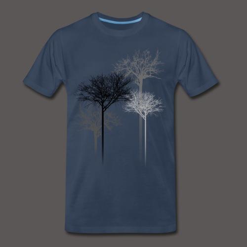 TREES 5 T-Shirts - Men's Premium T-Shirt