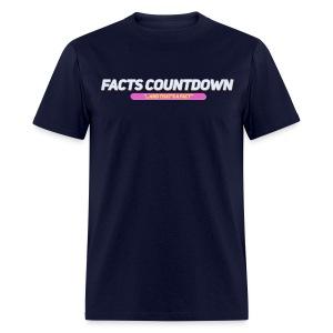 Facts Countdown Official Men's T-Shirt - Men's T-Shirt