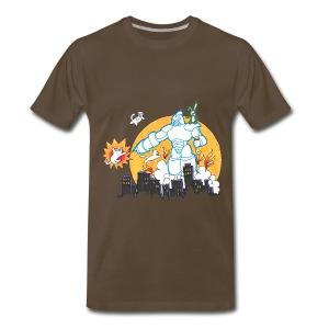 Wild Hare Revenge - Men's Premium T-Shirt