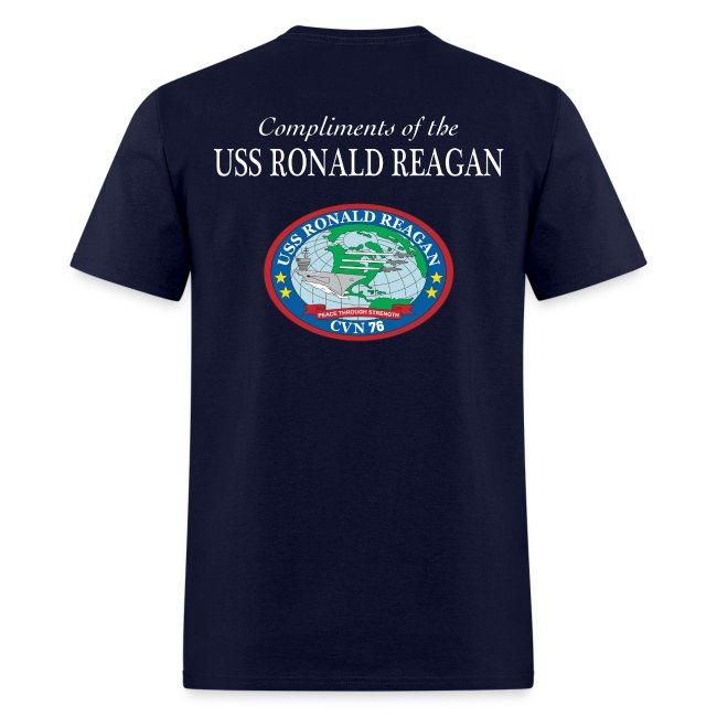 USS Ronald Reagan GOT FREEDOM SHIRT