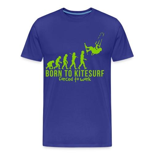 KiteSurf - Men's Premium T-Shirt