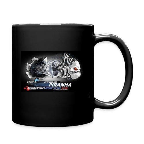 TASSE ZOMBIE PIRANHA NOIR - Full Color Mug