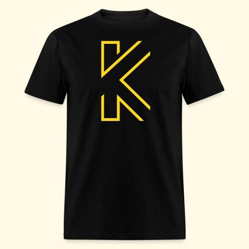 KL Logo T- Shirt (velvet) - Men's T-Shirt