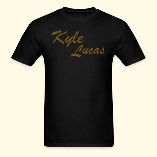 Kyle Lucas T- Shirt (sparkle) - Men's T-Shirt