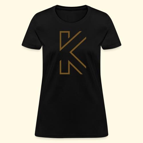 KL Logo T- Shirt (sparkle) - female  - Women's T-Shirt